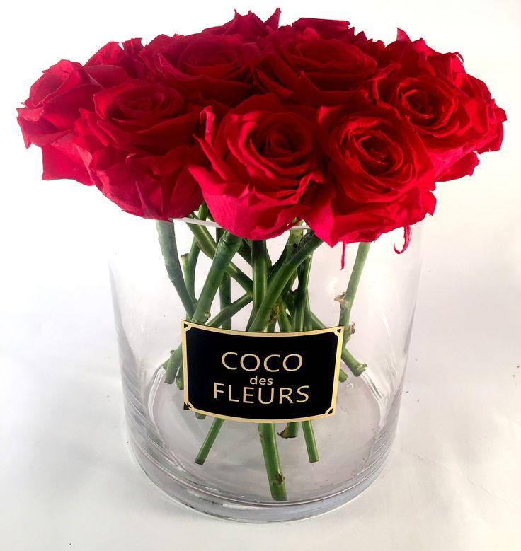 COCO des FLEURS real roses lasting all year, preserved rose coco des Fleurs  #boxedroses #preservedroses#realroseslastallyear #beautifulroses #luxuryboxedroses #cocodesfleurs #cocoluxur #deeppink #hotpink #redroses #blushroses #valentinesday #hightea #bridalgifts #bridesmaids www.cocoluxur.com.au