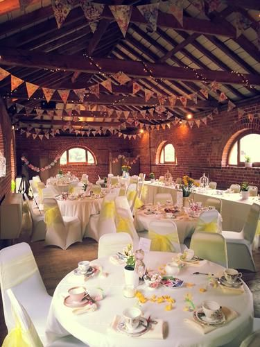 Riverside Barn Uniquely Customisable Venue Space