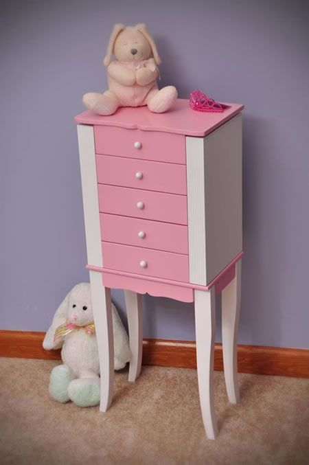 15 best Jewelry Boxes for Little Girls images on Pinterest