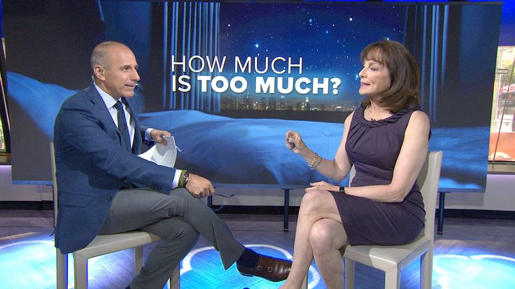 7 hours of sleep may be all you need: Dr. Nancy Snyderman weighs in