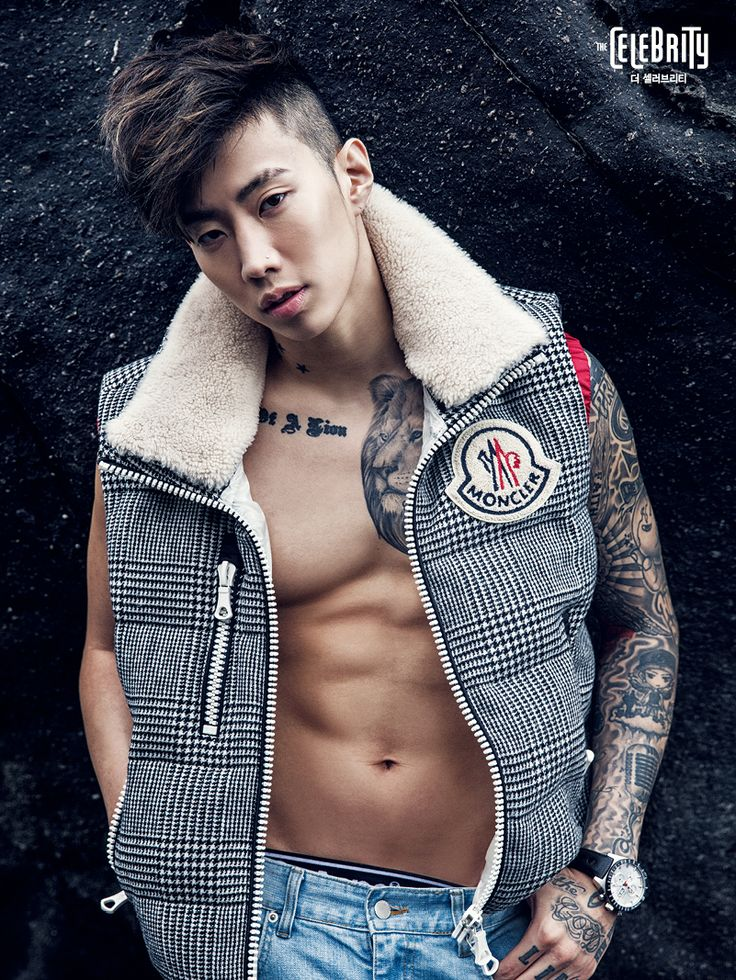 Jay Park - The Celebrity Magazine December Issue... - Korean Magazine Lovers