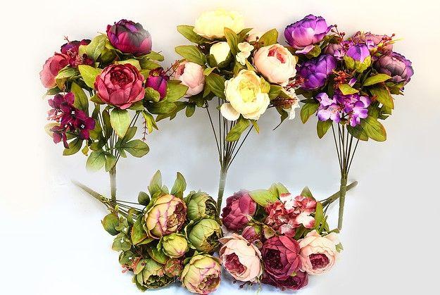 Картинки по запросу искусственные цветы на могилу