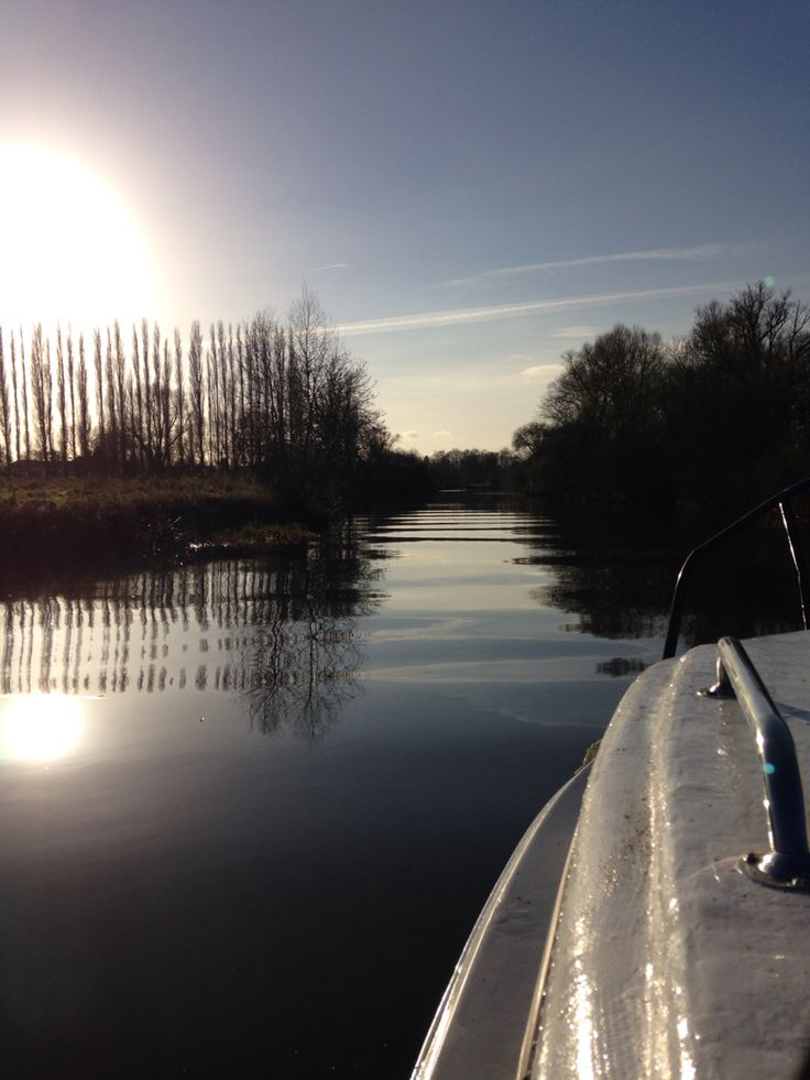 Great river Ouse