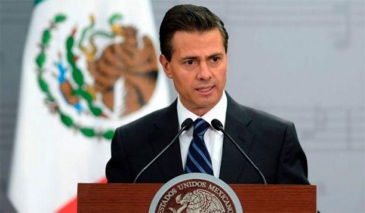 Peña Nieto externa pésame por víctimas de ataque en Turquía