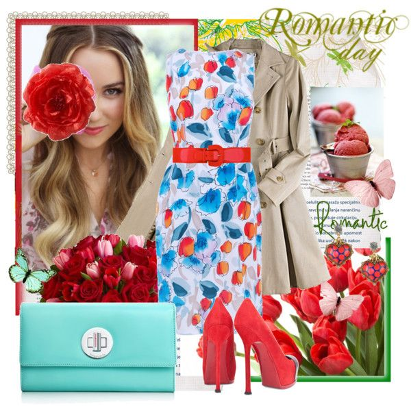Romantic Day, created by sundarialbina on Polyvore