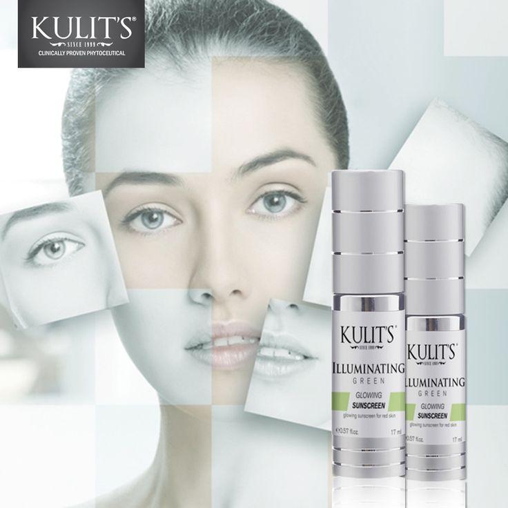 Kulit's Illuminating Sunscreen Green Glowing Sunscreen SPF 50 untuk semua jenis kulit, terutama kulit merah. (Sensory Feel, Powdery Feel, UV Filter, Moisturizer) Line: @urbandepo WA: 0811890101 #beauty #cantik #kulits #skincare #antiaging #awetmuda #stayyoung #youngerskin #Smoothskin #kulithalus #kulitcerah #Naturallight #cerahalami #BPOMApproved #QualityControlled #ClinicallyProvenPhytoceuticals #kulit's #bestrecommended #kulitsskincare #kulitsehat #pencerahwajah #nomercury #naturallight
