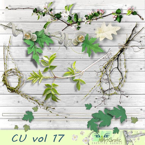 Digital  Elements for  Commercial Use CU vol 17 by ArtGraficStudio