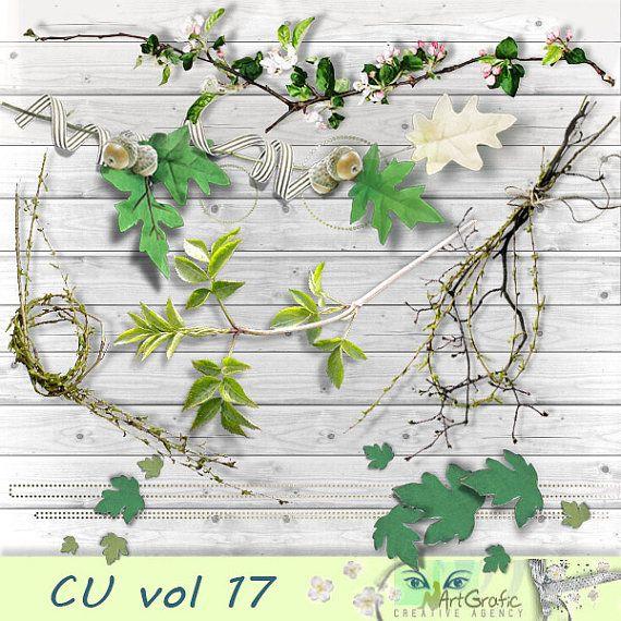 Digital  Elements for  Commercial Use CU vol 17 by ArtGraficStudio