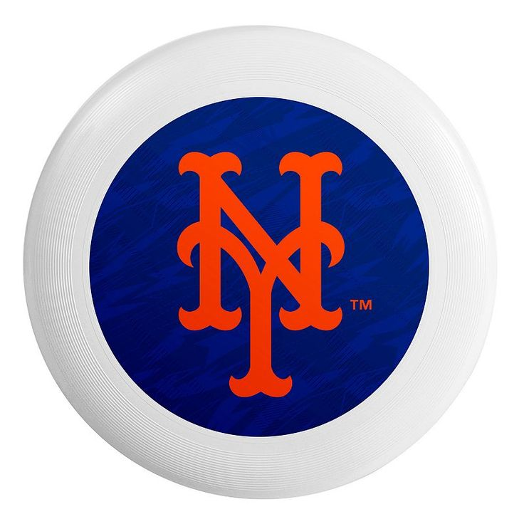 Forever Collectibles New York Mets Flying Disc, Multicolor