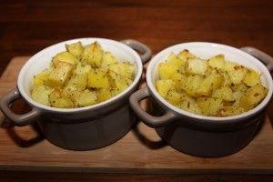 aardappeltjes met rozemarijn uit de oven