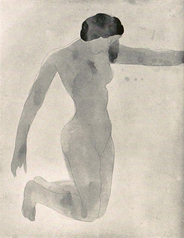 Germain Nouveau illustré par Auguste Rodin et relié par Anthoine-Legrain (Les Poèmes d'Humilis, 1910) Nouveau, Germain Les Poèmes d'Humilis, enrichis de quatre compositions inédites d'Auguste Rodin Paris, La Poétique, 1910.