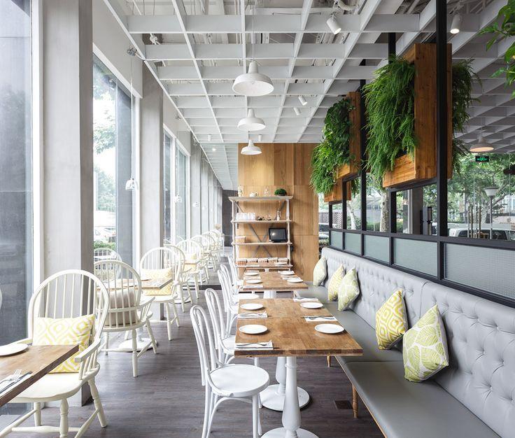 Best 25+ Small restaurant design ideas on Pinterest