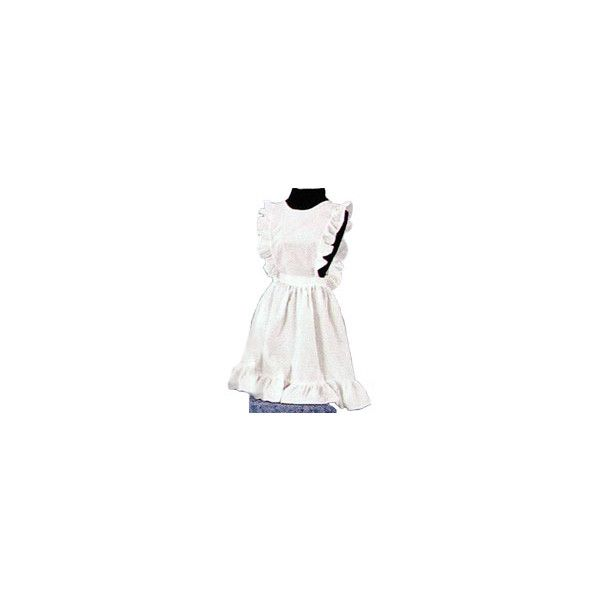 Pinafore Apron: Purim Costumes ❤ liked on Polyvore featuring apron, dresses, accessories and alice in wonderland