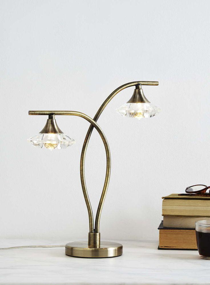 Marina Table Lamp - View All Lighting & Bulbs - Home, Lighting & Furniture - BHS