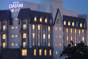 Hotel Dafam di Semarang, Indonesia