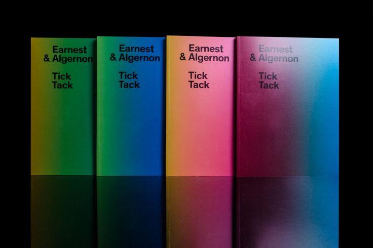 TICK TACK Earnest and Algernon new issueBureau Mirko Borsche http://mirkoborsche.com/2014-earnest-and-algernon-9-tick-tack