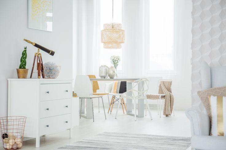 Biało na białym, czyli kolorystyczny minimalizm
