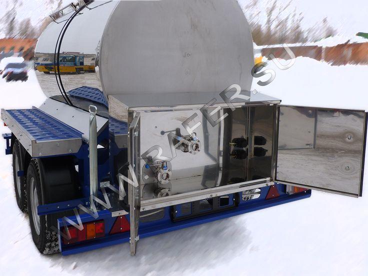 Прицеп-цистерна 2300 литров.