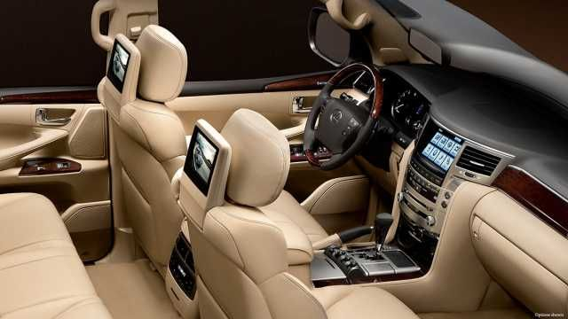 2016 Lexus LX 570  Latest New Car Reviews