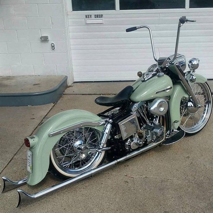 Mulpix  Custom  Harley  Shovelhead  Vicla  Harleydavidson