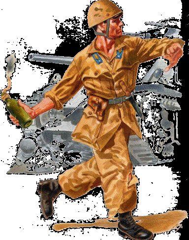 Regio Esercito - Divisione Folgore ad El Alamein