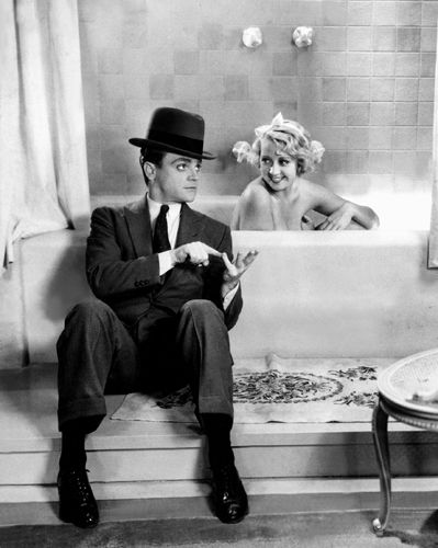 James Cagney & Joan Blondell in Blonde Crazy (1931)