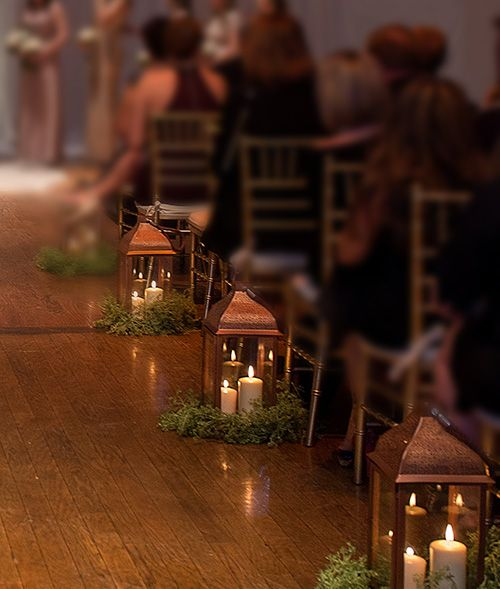 Like new. Six (6) large Hampton Bay copper etching candle lanterns. 20″ tall. Used once for my daughter's wedding. Looked beautiful down the aisle at the ceremony. Original price $39.99. Selling for $25 each. Includes candles