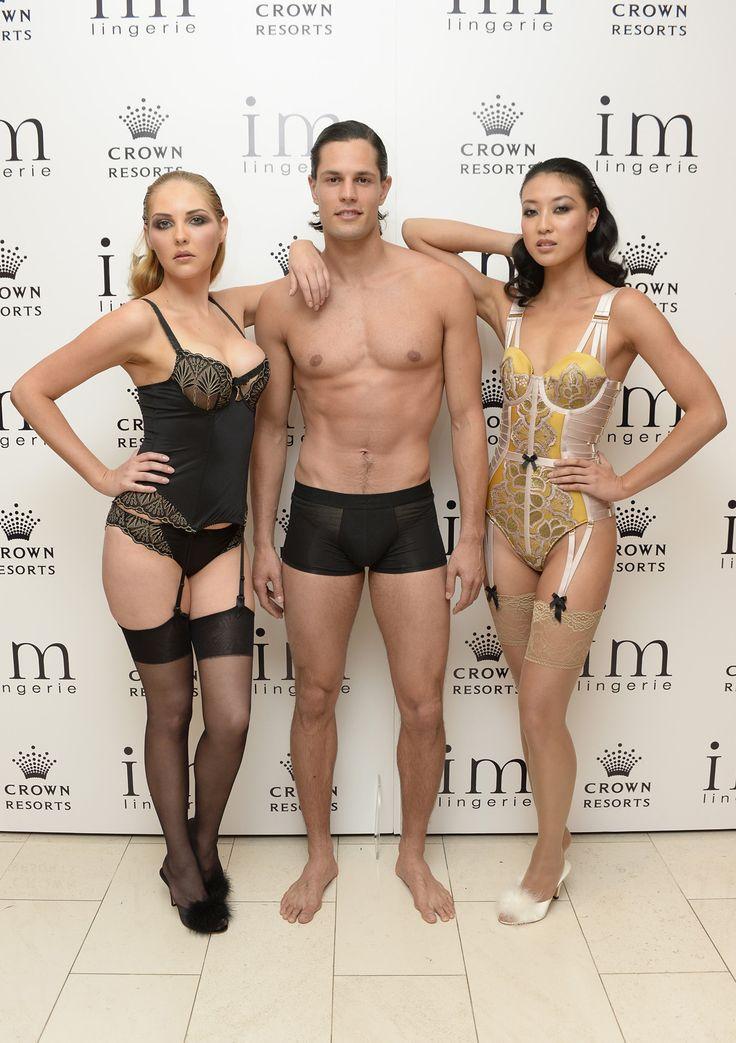 im lingerie VIP launch @ Crown Melbourne #lingerie #party #bodysuit #LaPerla #Aubade #underwear #crownmelbourne #quality #style https://www.facebook.com/imboutiques