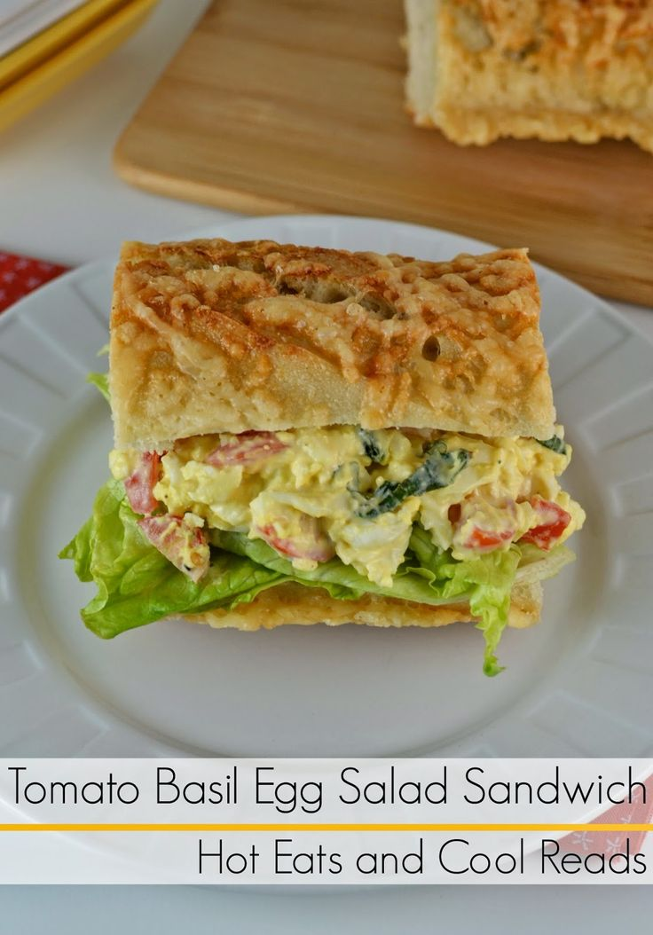 ... -Egg+/- on Pinterest | Avocado egg salad, Bacon and Egg salad recipes