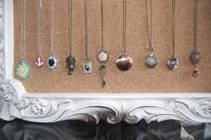 Necklaces at Weezi :)Weezy Studios, Random Stuff