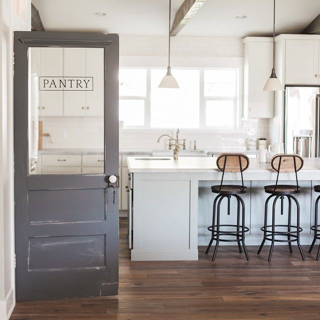 Kitchen Pantry Door Options: Best 20+ Swinging Doors Ideas On Pinterest