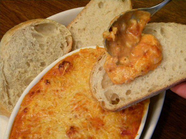 Italian Seafood Spread | Italian Recipes | Pinterest: pinterest.com/pin/218072806930194494