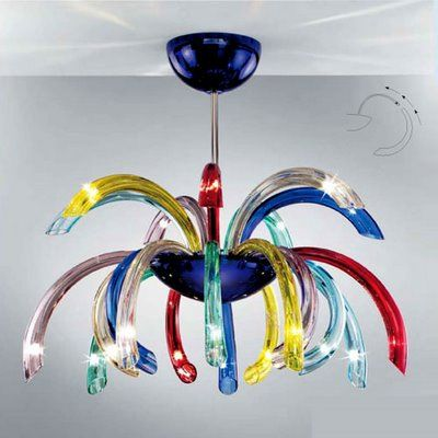 Casa Di Luce - News About Modern Lighting: Modern Murano Glass Chandeliers - New Era in Lighting