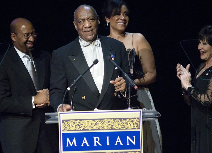 Michael Nutter in Marian Anderson Award Gala To Honor Bill Cosby