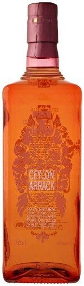Ceylon Arrack Bottle