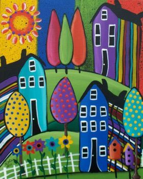 Little Village (180 pieces)