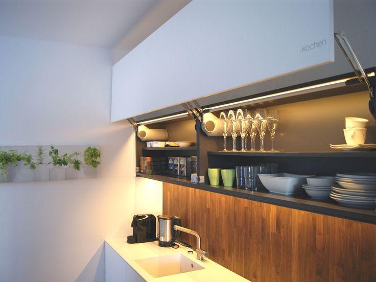 Küche | Details | Schauraum | krumhuber.design #planung #einrichtung #architektur