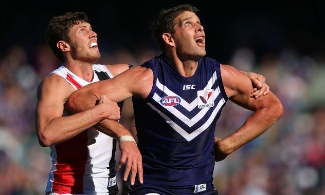 Dockers hold off resilient Saints - The West Australian