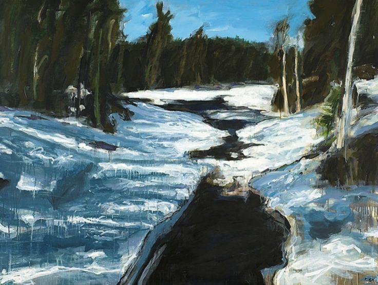 bofransson:  Kjær, Anders (1940) Spring Sun
