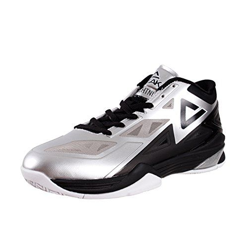 PEAK Men's NBA Player Exclusive George Hill Lightning II Basketball Shoes  Salinas, California 2017.
