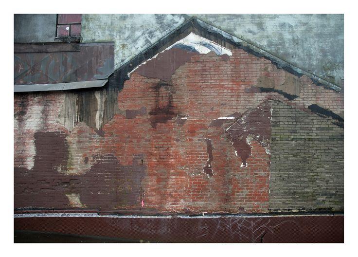 Wall - Vancouver, BC, Canada - Noel Hodnett