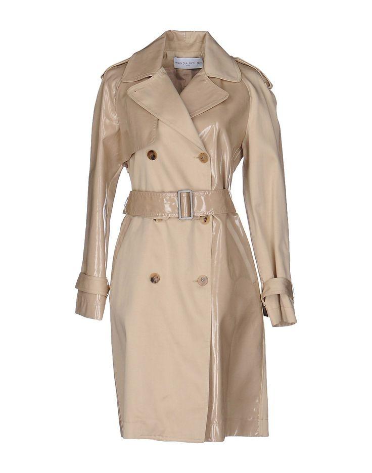 Wanda Nylon Легкое Пальто Для Женщин - Легкие Пальто Wanda Nylon на YOOX - 41668334VX