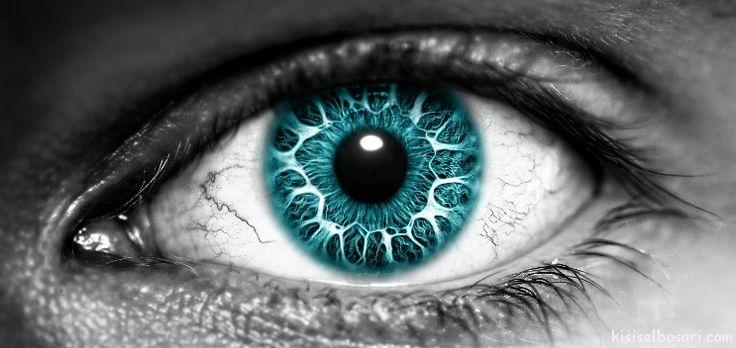 İnsan Gözü Sizce Kaç Megapiksel
