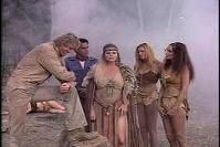 Gold Of The Amazon Women (1979) $19.99; aka: Amazon Women; In this made-for-TV movie, an adventurer (Bo Svenson) searches for the fabled Golden Cities of El Dorado and allies himself with a tribe of Amazon women against a murderous villain (Donald Pleasence) who is also after the treasure. Also stars Anita Ekberg.
