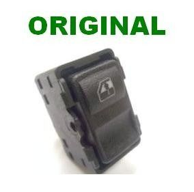 botão vidro eletrico monza opala 88..s/moldura original novo