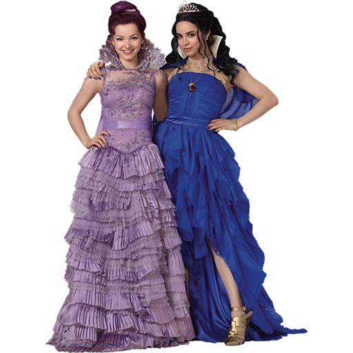 Disney Descendants Coronation Mal And Evie Google Search Costumes