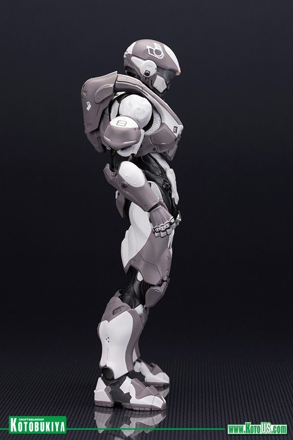 Halo Spartan Athlon ARTFX Statue 005