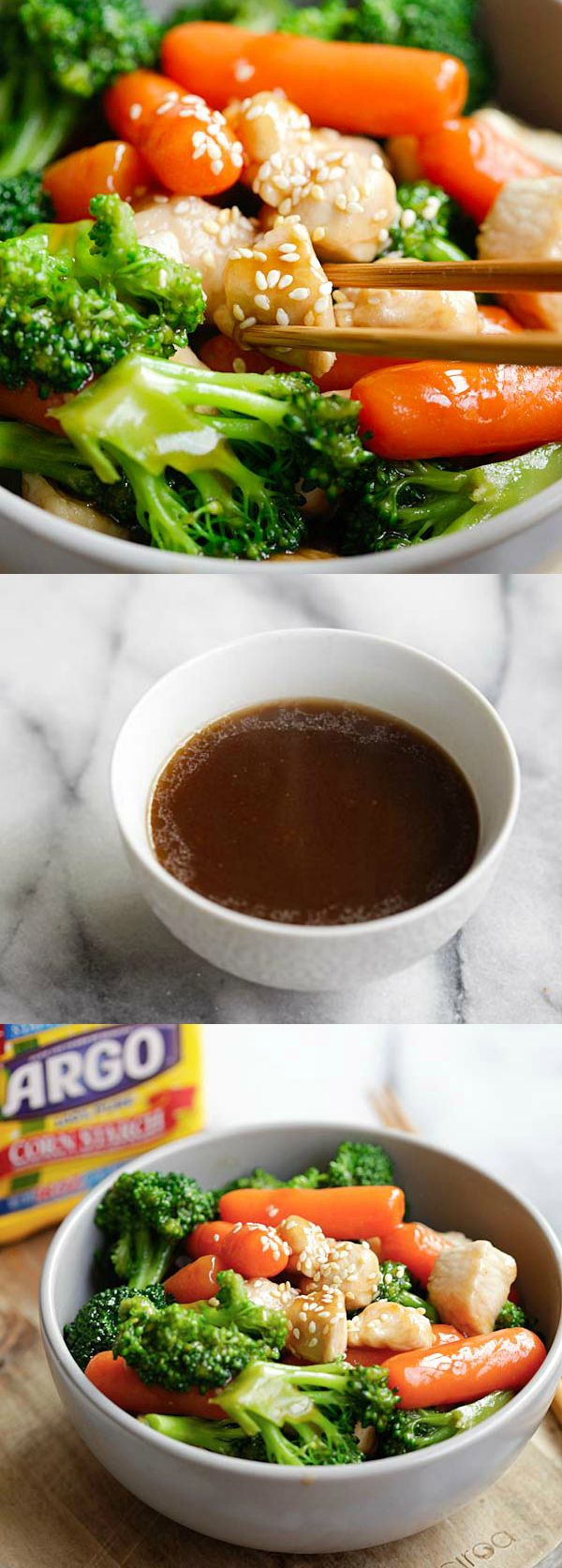 Easy Stir Fry Sauce – learn how to make Chinese and Asian food with this delicious all-purpose stir fry sauce recipe. Homemade stir fries have never been easier | rasamalaysia.com #ad