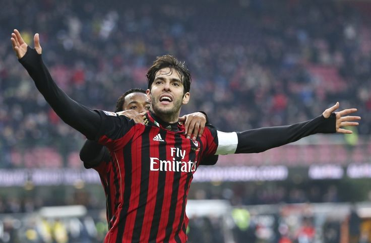 "Kaka' non si rassegna: ""Milan come la Juve"""