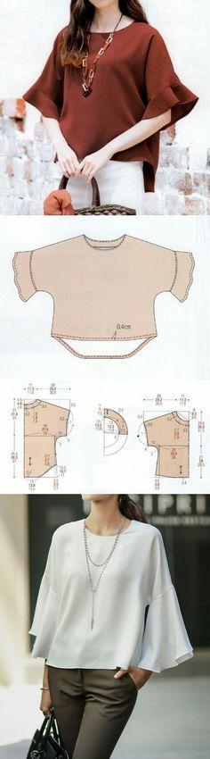 The sleeves are very stiylish...<3 Deniz <3